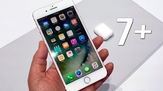 Полный обзор Iphone 7 Plus / Iphone 7 Plus Review / Unboxing iPhone 7 plus