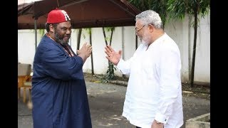 Ex-Prez Rawlings is my biological twin brother - Pete Edochie proofs