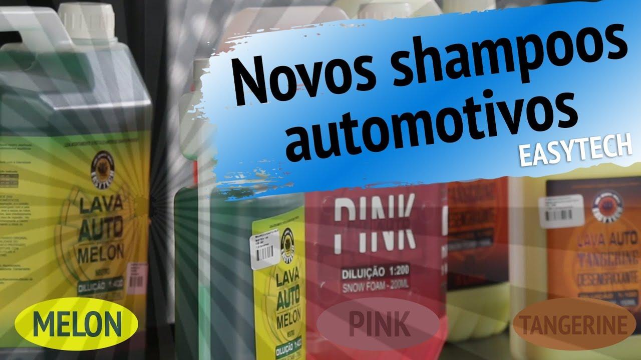 Shampoos Automotivo: Quais e Como Utilizar no Carro