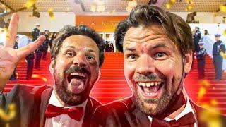 On s'incruste au festival de Cannes - Prank - Les Inachevés