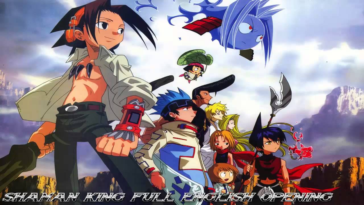 shaman king complete series