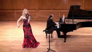 Joanna Kaczorowska: Wieniawski, Mazurca Obertas