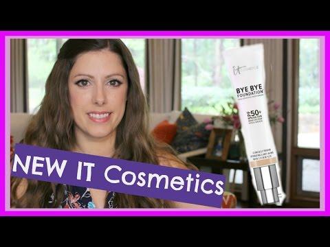 IT Cosmetics Bye Bye Foundation Kit ||  Worth It???!