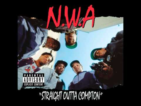 N.W.A. Gangsta Gangsta (Lyrics)