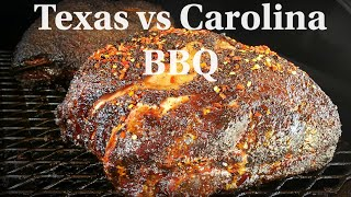 No Wrap Pulled Pork Recipe - Carolina BBQ VS Texas Pulled Pork - Part 2