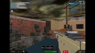 ROBLOX - Battle with darknight455
