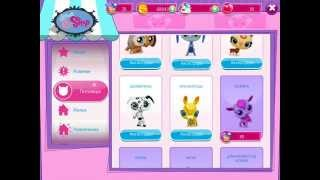 Littlest Pet Shop! Серия 35! Милая такса! Игра Магазин домашних животных