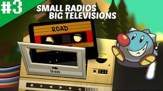 Let's Play Small Radios Big Televisions (3): Explore a word on a cassette tape