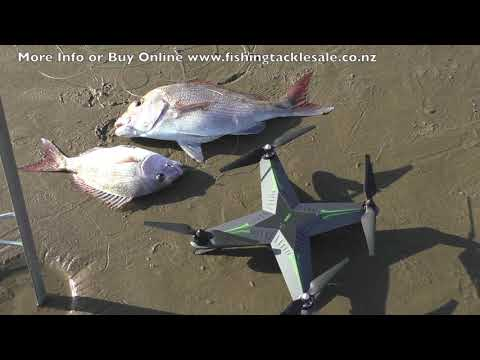 West Coast Drone Fishing Glinks Gully To Pouto