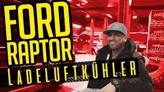 JP Performance - Ford Raptor | Neuer Ladeluftkühler!