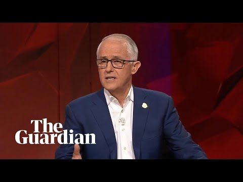 Malcolm Turnbull lets himself off the leash but self-criticism nowhere to be seen