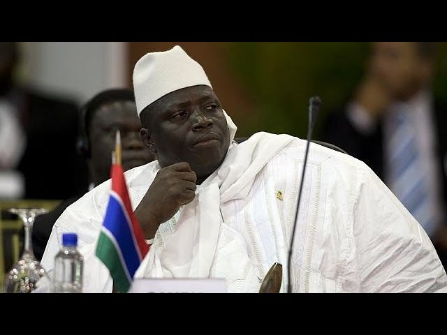 Gambia probes human rights abuses of Jammeh's regime
