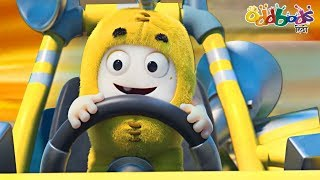 Oddbods | Baby Bubbles Is In Trouble - बच्ची बबल्स | Funny Cartoons for Children