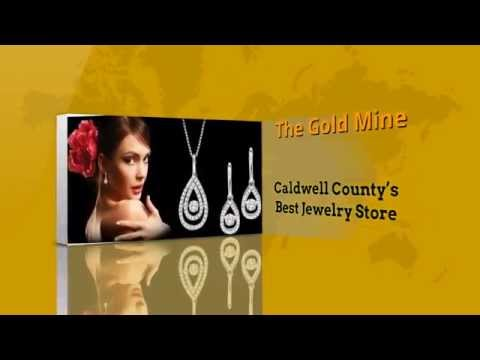 The Gold Mine Jewelry Store in Hudson, NC