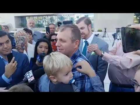 John Lamb ~ Ammon Bundy being released   11/30/17