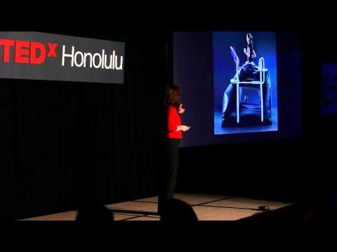 Modern art of recovery: Teresa Wong at TEDxHonolulu