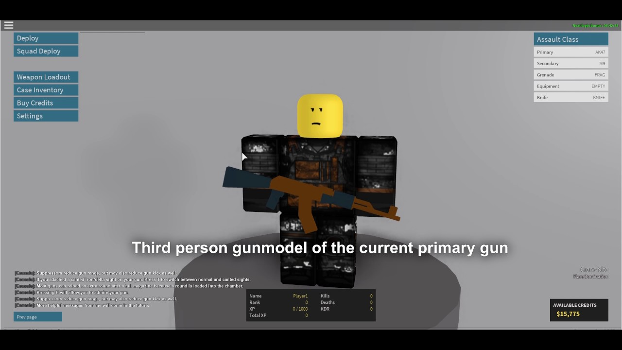 Phantom forces roblox update