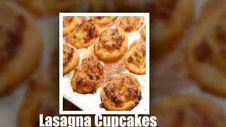 How To Make Lasagna Cupcakes Easy And Delicious