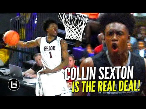 Collin Sexton UNRANKED to Top 10 Player In Less Than a Year!! Exciting Guard Ballislife Mixtape!