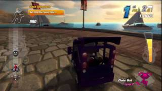 Gameplay 3 - ModNation Racers Gameplay