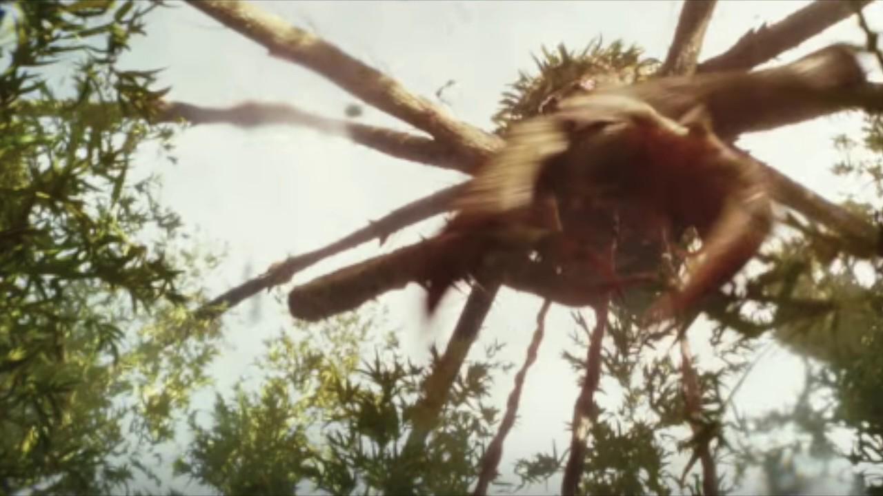 Kong Skull Island Mother Long Legs