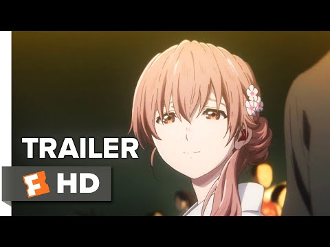 A Silent Voice Trailer #1 (2017) | Movieclips Indie