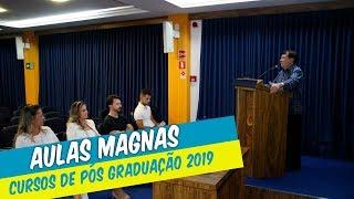 AULAS MAGNAS - CURSOS DE PÓS GRADUAÇÃO DO UNIFOR-MG
