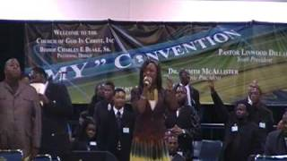 13 year old Jekalyn Carr-I need thee O I need thee