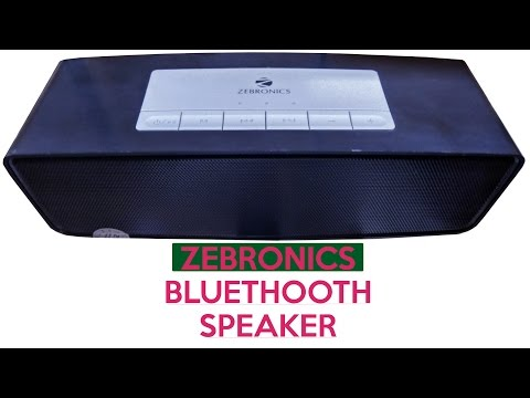 zebronics-groove-portable-bluetooth-speaker-unboxing-&-review