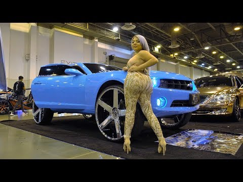 Dub Houston Car Show 2017 NRG Concert Music Festival