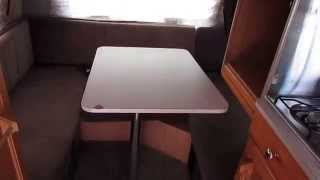 2002 Road Trek 190 Versatile Class B Camper Van , 15 MPG , 2 Beds, Full Bath, $21,900