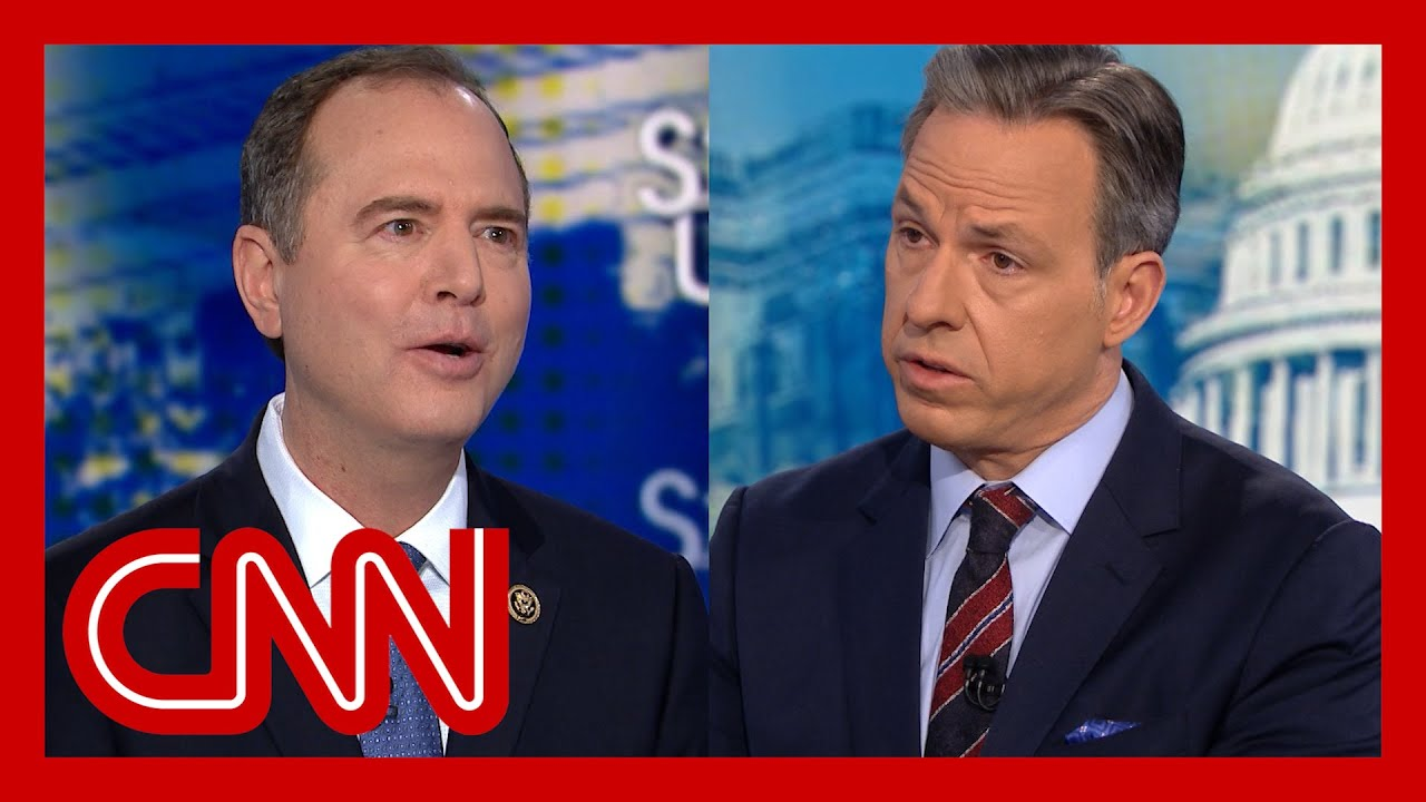 Tapper to Schiff: Are you considering impeaching Trump again?