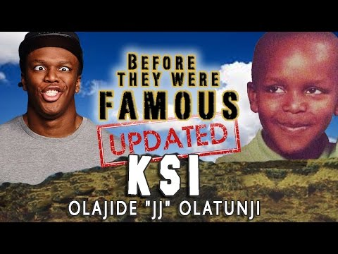 KSI - Before They Were Famous - UPDATED