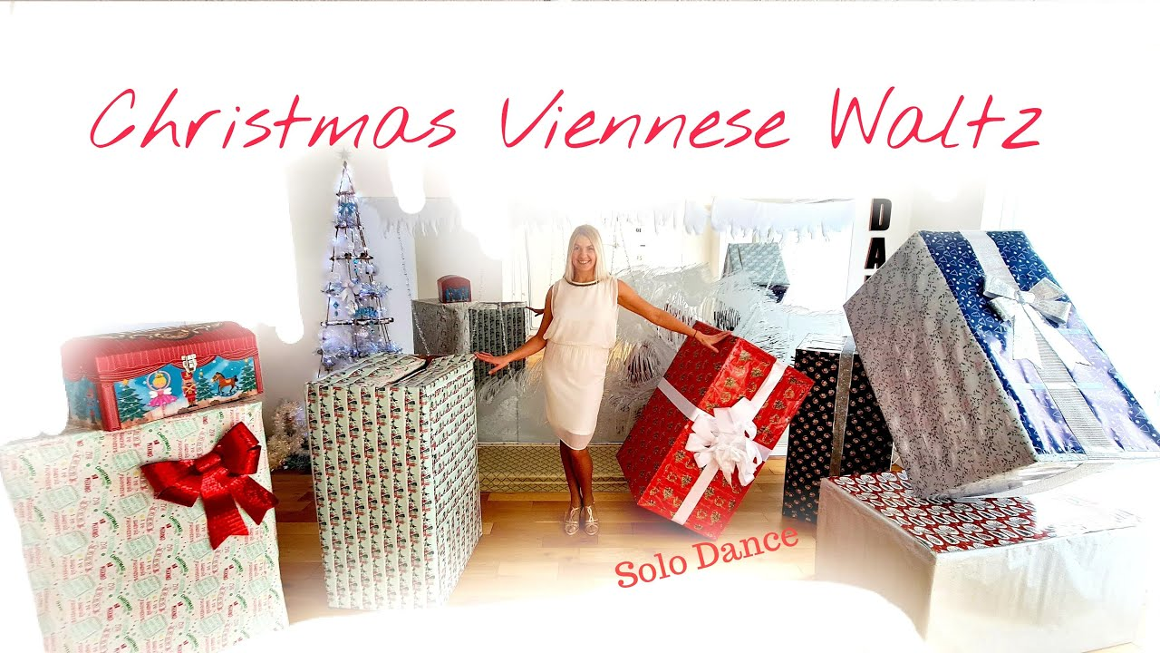 Christmas Viennese Waltz Solo Dance