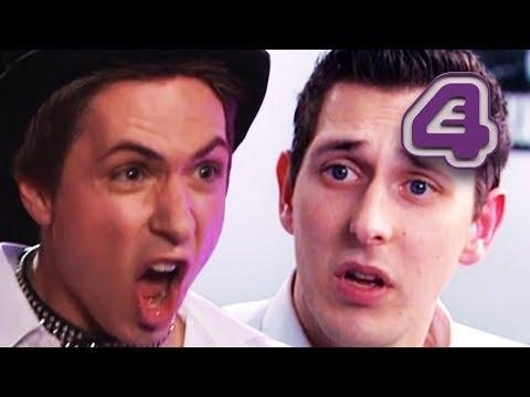 BEST OF THE INBETWEENERS | Simon & Neil's Funniest Moments | Series 3