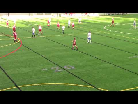 McManaman vs Legends MAFC Blue Legacy League 1st Half