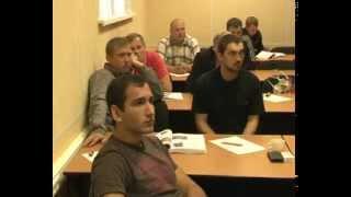 Обучение персонала участка мелования(На филиале Группы