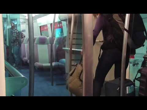Transportation from Hong Kong Airport: Fast and Easy Express Train