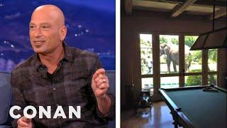 Howie Mandel Got His Wife A Birthday Elephant