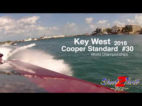 2016 Key West Cooper Standard  / Twisted Metal Offshore World Championships