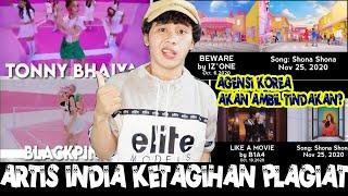 PENYANYI INDIA INI PLAGIAT MV BLACKPINK, IZONE & B1A4 | …