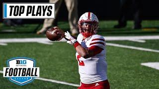 50 Of Nebraska's Top Passing Plays Of The 2020 Season   Big Ten Football
