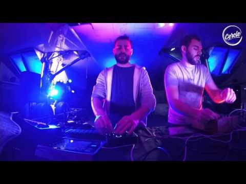 Sinners (N'to & Joachim Pastor) launch @ Concorde for Cercle