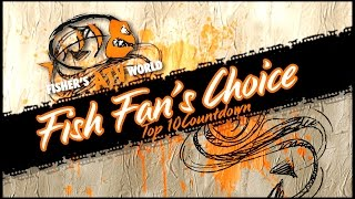 Fisher's ATV World - Fish Fan's Choice – Top 10 Countdown (FULL)