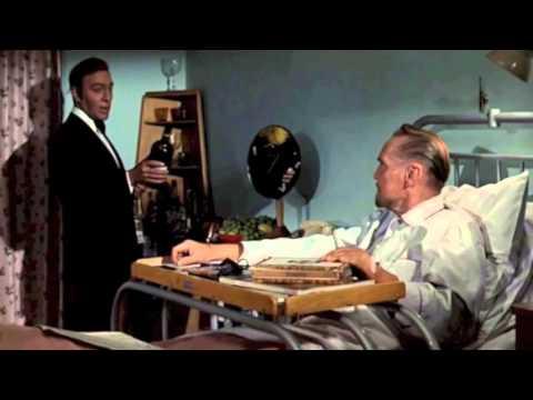 Franchot Tone in Nobody Runs Forever (1968)