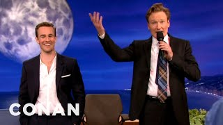 Scraps: This Is Not A Drill - A Fire Alarm Goes Off During A Taping Of CONAN