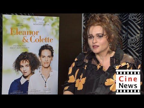 Eleanor & Colette – Interview: Helena Bonham Carter