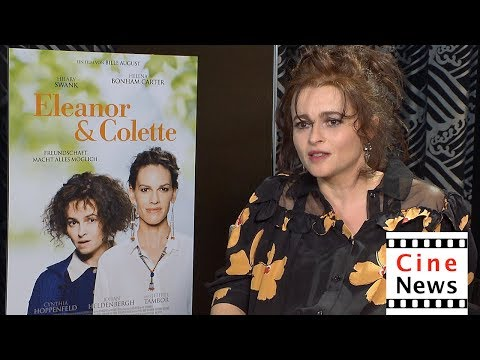 Eleanor & Colette – Interview: Helena Bonham Carter