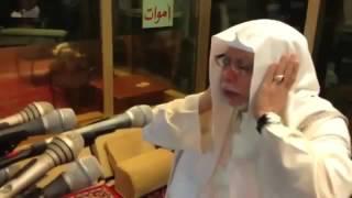 الصلاة خير من النوم: الشيخ علي الملا مؤذن الحرم المكي
