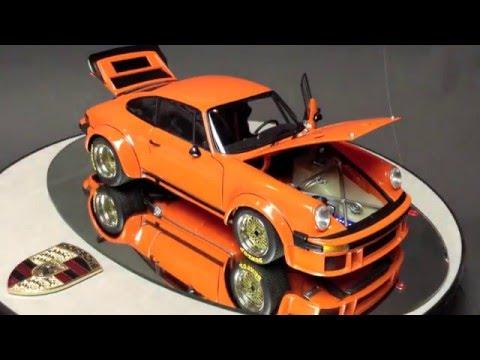 1/18 Porsche 934 RSR Turbo by Exoto review